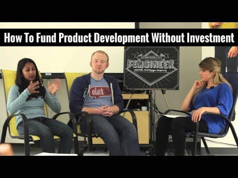 How to Fund Product Development Without Investment | Poornima Vijayashanker & Ben Congleton