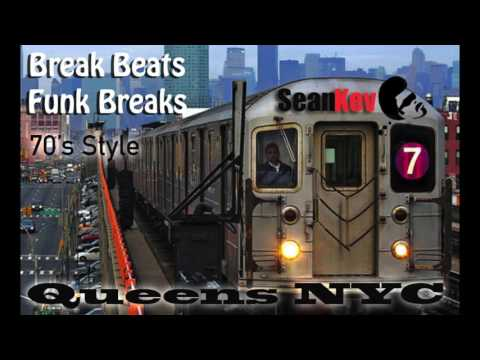 70's Break Beats Funk Breaks