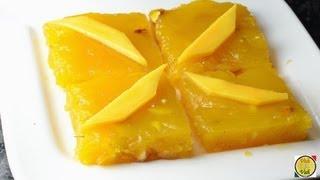 Mango Halwa  - By Vahchef @ Vahrehvah.com