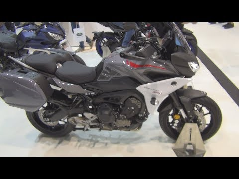 new Yamaha Tracer GT studio +details & action photos