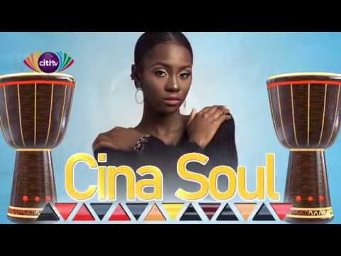 Cina Soul gives us a perfect live performance of Ojorley at Accra Music Expo