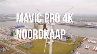 Noordkaap Nederland DJI Mavic Pro 4K