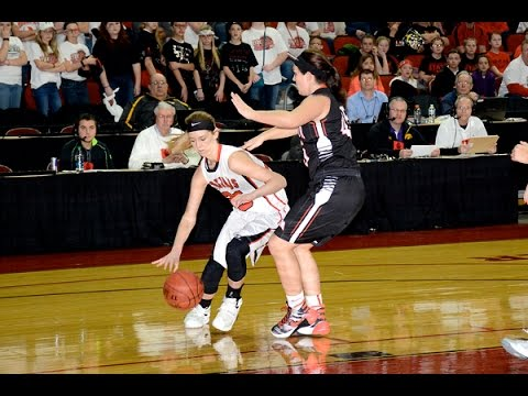 TV Girls State Basketball vs Mount Ayr