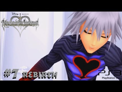 "Kingdom Hearts Re: Chain of Memories (Rebirth) Part 7 ""Hatred"" (feat. Mellow & Hikori)"