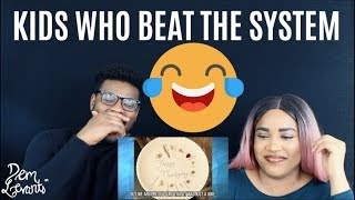 20 Genius Kids Who Beat The System| REACTION