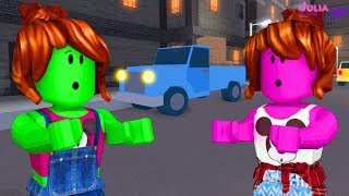 Roblox - FUGINDO DOS PLAGUES COLORIDOS (The Roblox Plague 2 )