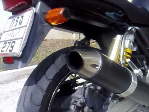 Exhaust sound check on Jamo