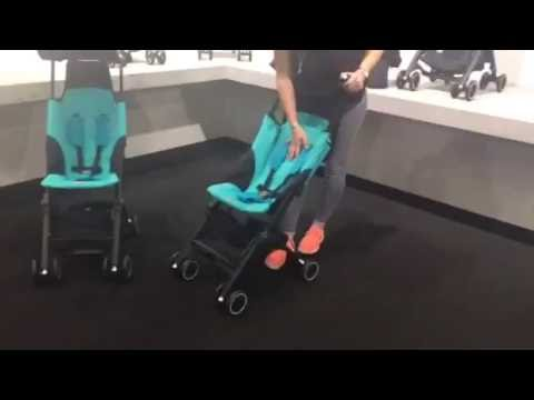 Full Review of the NEW GB Pockit Plus Stroller! - YouTube