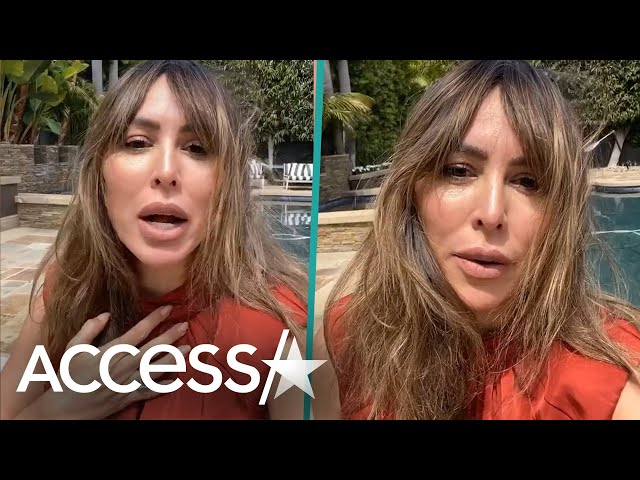 Kelly Dodd Apologizes For Saying COVID-19 Is 'God's Way Of Thinning The Herd'