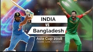 live india vs bangladesh full match with commentry on hotstar...