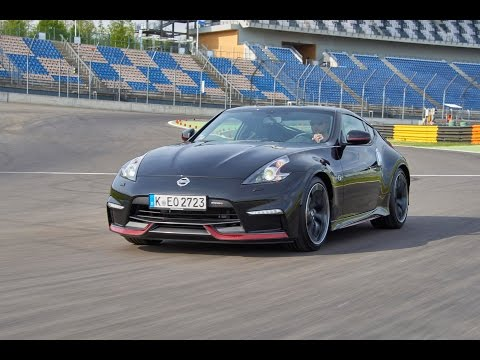 #Fahrspass4: NISMO Trackday @Lausitzring - Nissan 370Z NISMO (Facelift) chases Nissan GT-R