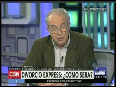 C5N - El Diario: Nuevo Codigo Civil y Comercial (Parte 1)