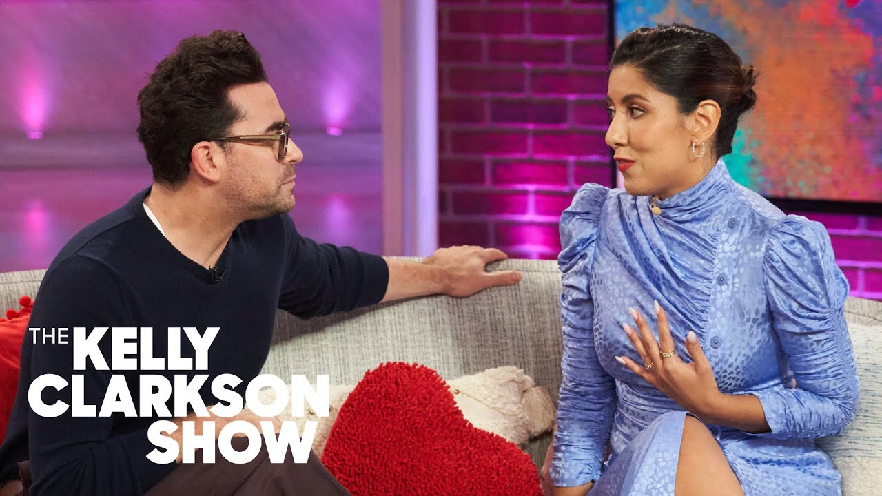 Stephanie Beatriz Cries Meeting Dan Levy Because Of His Impact On The Queer Community