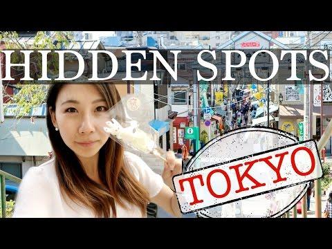 Tokyo Hidden Spots | Exploring Tokyo's Local Traditional Old Towns Yanesen(YanakaGinza,Nezu,Sendagi)