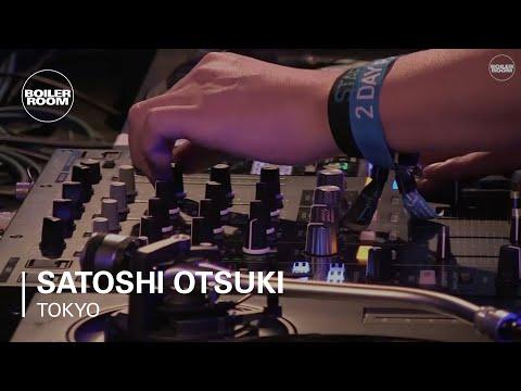 Satoshi Otsuki Boiler Room x TDME Tokyo Dj Set