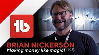 Make Money 💰 Like Magic! - Interview with Brian Nickerson of MagicLinks
