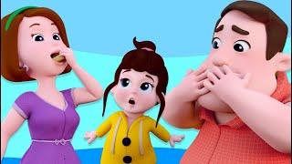 Anne Anne O Şeker Mi? - Eğlenceli Çocuk Şarkısı | Türkçe Johny Johny Yes Papa