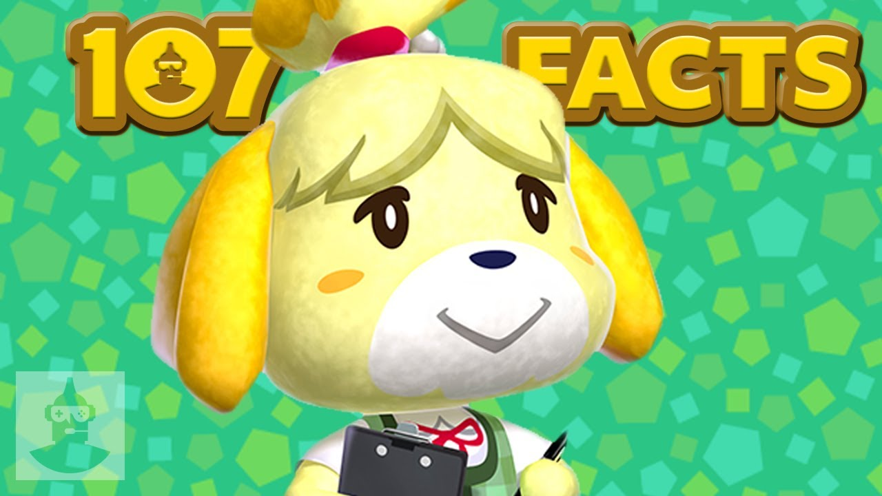 107 Animal Crossing Facts that YOU Should Know!   The Leaderboard