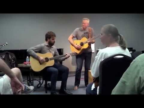 Me playing with Tommy Emmanuel