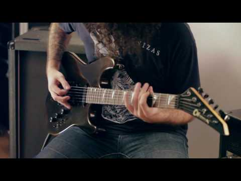 "UNDERMINE - ""Sangre en las lágrimas"" Guitar Play-through"