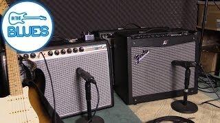 Blind Test - Fender '68 Custom Deluxe vs Fender Mustang III