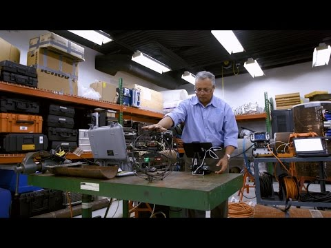 Day in the Life: nondestructive examination expert