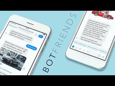BOTfriends: Porsche Chatbot Demo