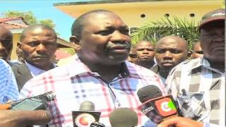 ODM Nomination For Homa Bay Senatorial By-Election Aborts