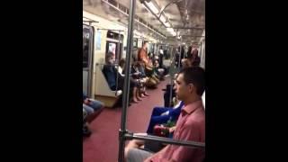 Наше метро-самое лучшее метро в мире!(Пусть у нас дни серые, здания мрачные и целыми днями дождь. Зато люди какие душевные и яркие! А еще шумные,..., 2014-05-28T18:16:54.000Z)