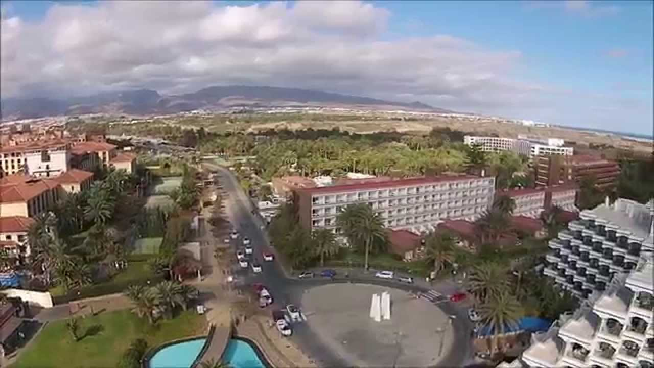 Maspalomas light house gran canaria 2015 youtube - Houses in gran canaria ...