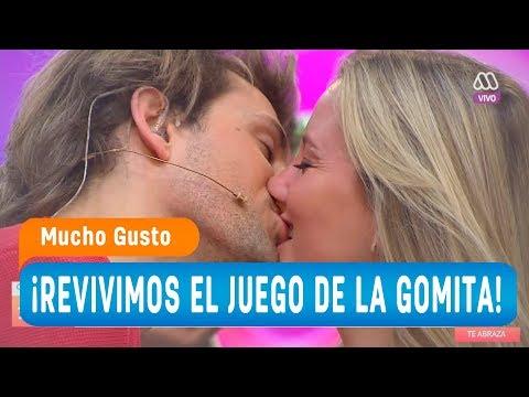 fdc5ba3861cc Revivimos el 'Juego de la gomita'! - Mucho gusto 2018 - YouTube
