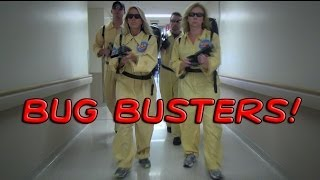 Royal Victoria Regional Health Centre Bug Busters! (Ghostbusters Parody)