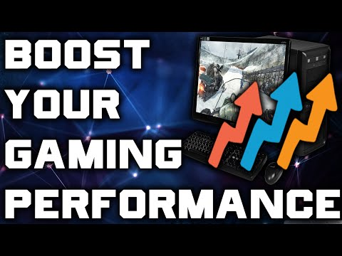 How To Boost Your Gaming Performance For Free! (BEST WAYS EVER) 2016!