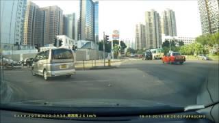 沙田 石門 長和停車場 - A car park in Shek Mun, Shatin