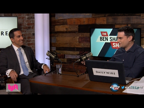 The Ben Shapiro Show Ep. 247 - The Left Gets Violent at Berkeley