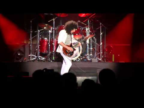 God Save The Queen - KUBANA Festival 2014 FULL SHOW