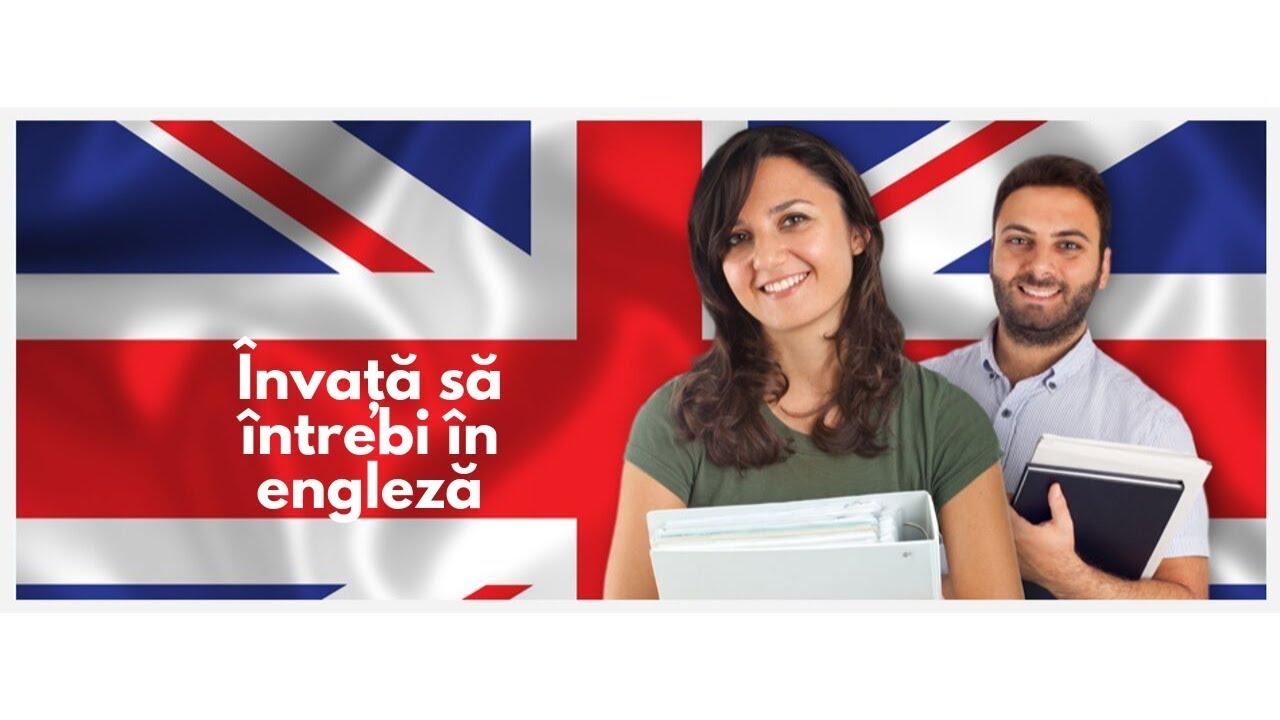 Invață să întrebi în engleză! Lecția 1
