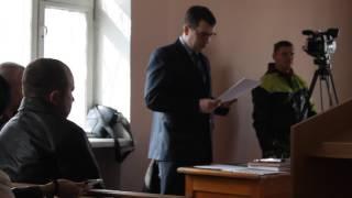 Прокурор зачитал обвинительный акт по делу Александра Коломойца