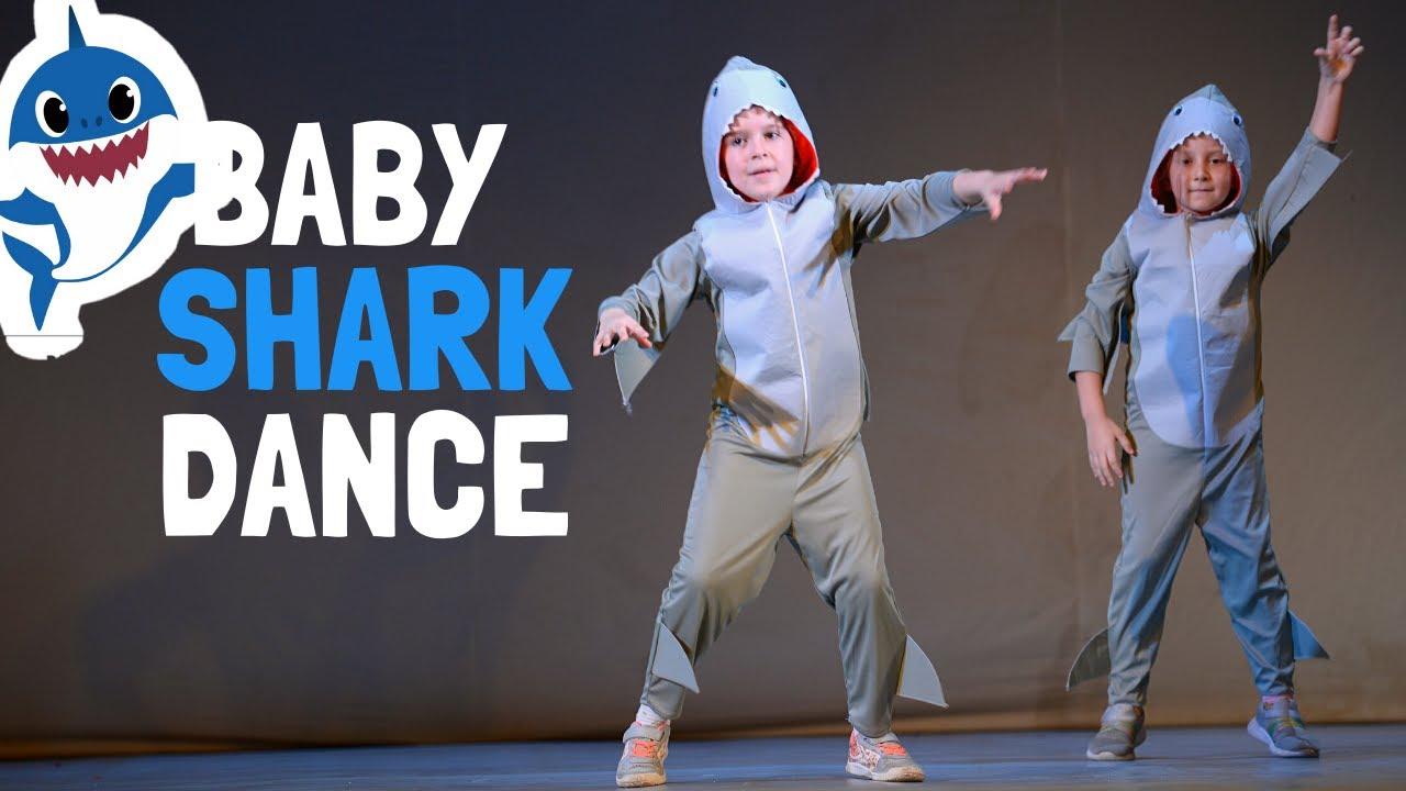 Baby Shark Dance Choreography - Trap Remix - YouTube