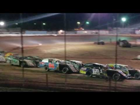 Abilene Speedway Southern Challenge 2016 Sportmods A Main
