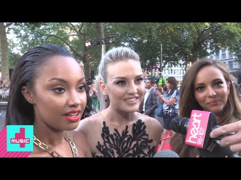 Little Mix Interview   One Direction: This Is Us Premiere