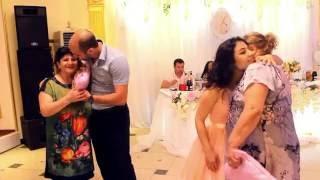 Армянская свадьба в Саратове,  Юрий и Гаяне Трогательное поздравление сестренки