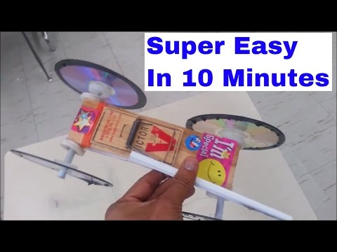How to make Mouse Trap Car – DIY