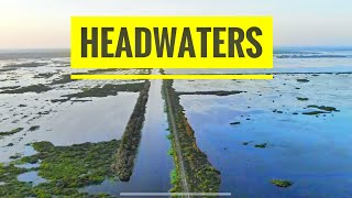 Headwaters: We almost got stuck! W/ Jesse Outdoors (Hydrilla and Flipping)