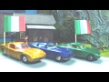 Best Matchbox Cars ~ Classic Cars Italian ~ Old Toy Car Collection