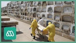Coronavirus Perú   Crisis En Lima Por La Selección De Pacientes Graves Para Su Recuperación