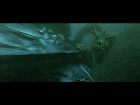 Kaiju Appreciations; Manda