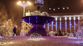Донецк 1 января 2017