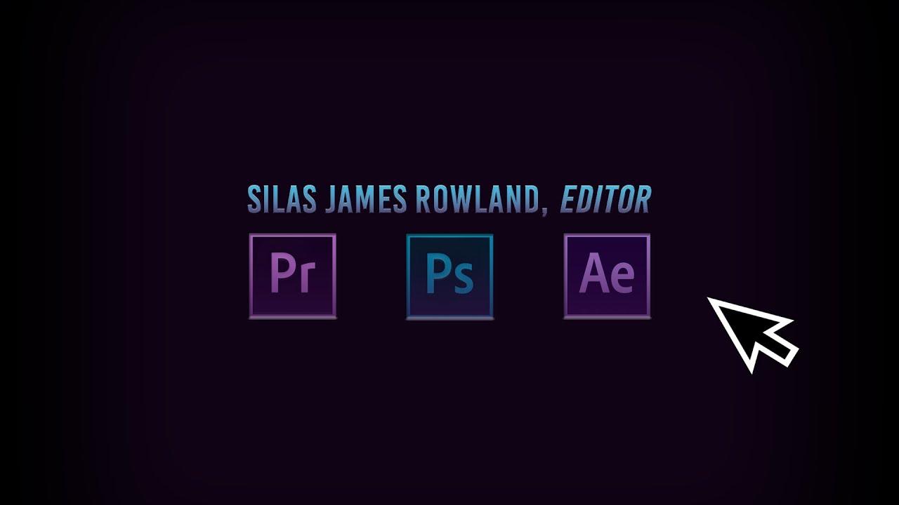 My Video Editing Reel   PREMIERE PRO