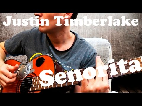 Justin Timberlake - Senorita (chords) lll How to play - YouTube